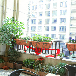美式阳台装修图片