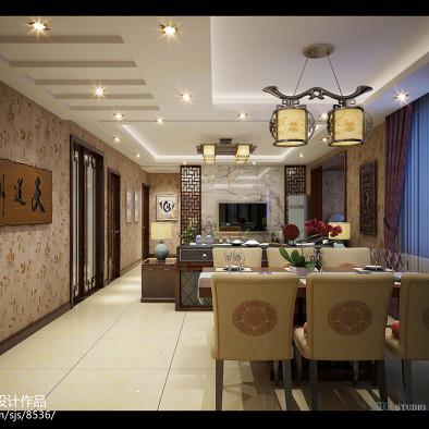 中式家居空间设计