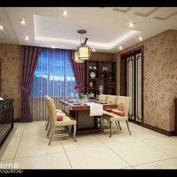 中式家居空间设计_2605249