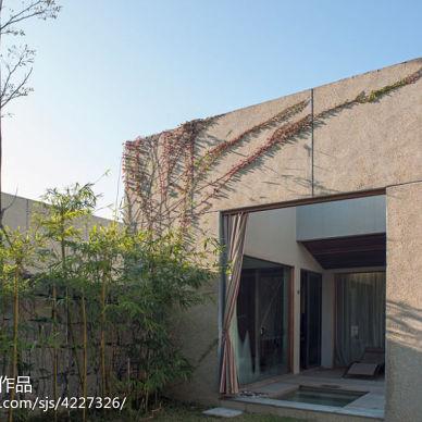 冯国安设计作品-潮州东山湖温泉酒店_2607171
