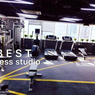 南京西路BEST fitness studio 健身工作室_2607704