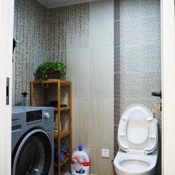 现代风格小卫浴效果图