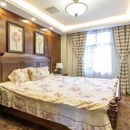 舒适美式别墅卧室装修