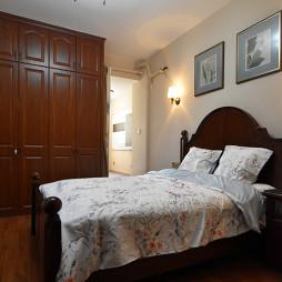 美式风格卧室装饰图欣赏