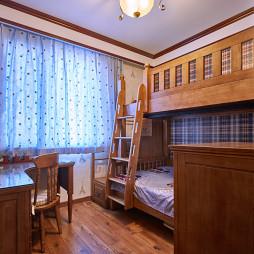 古典美式儿童房装修