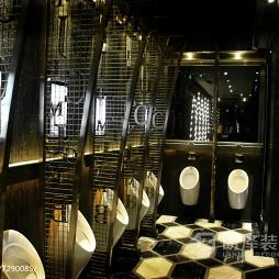 摩界酒吧大厅卫生间装修