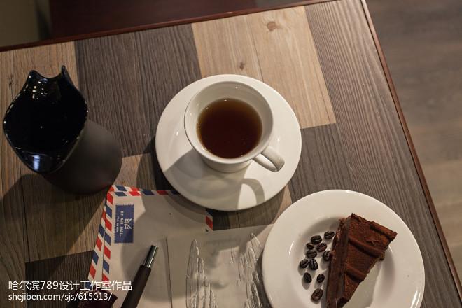 哈尔滨遇见咖啡厅设计_2612868