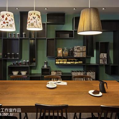 哈尔滨遇见咖啡厅设计_2612869