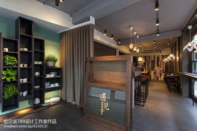 哈尔滨遇见咖啡厅设计_2612870