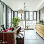 简雅中式休闲区设计