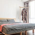 极简中式风格卧室装修