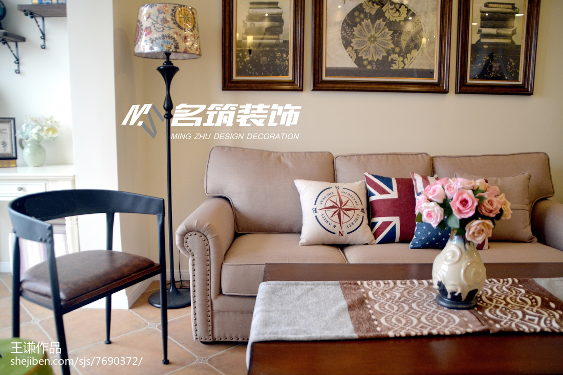 王谦设计l旧时光(贡山壹号 实景)_2615247