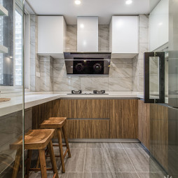 家装现代风格厨房装修大全