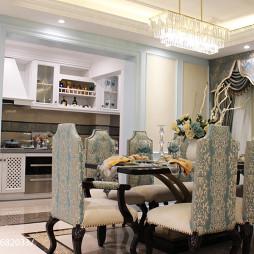 浪漫法式餐厅设计