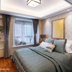 温馨美式四居室卧室设计
