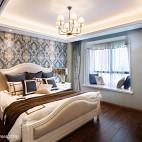 美式主卧室设计