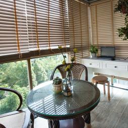 美式四居室阳台设计