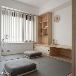 家居日式休闲区设计