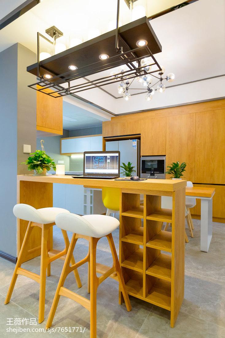 衣帽间_现代风格创意吧台设计 – 设计本装修效果图
