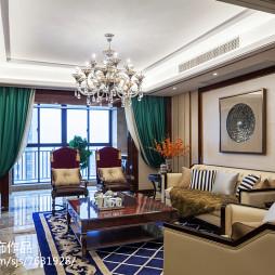 新古典风情风格客厅设计
