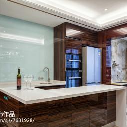 大气新古典风格厨房装修