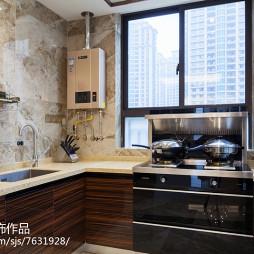 新古典风格厨房台面设计