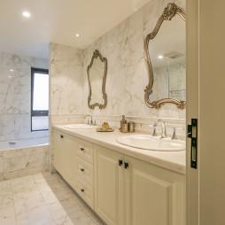 法式卫浴柜设计
