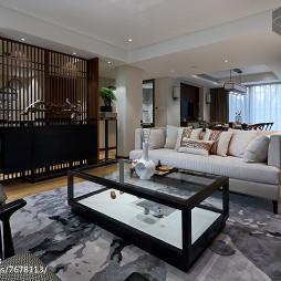 雅致中式客厅设计