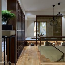 中式复式休闲区设计