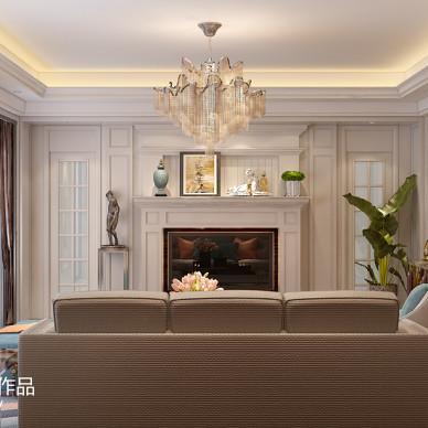 美式风格别墅设计_2626278