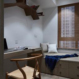 极简现代风格书房设计