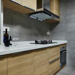 现代风格木质橱柜设计