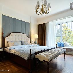 舒适欧式卧室装修