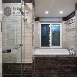 简洁欧式卫浴设计