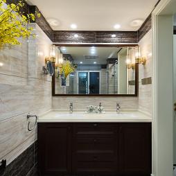 欧式卫浴柜装修