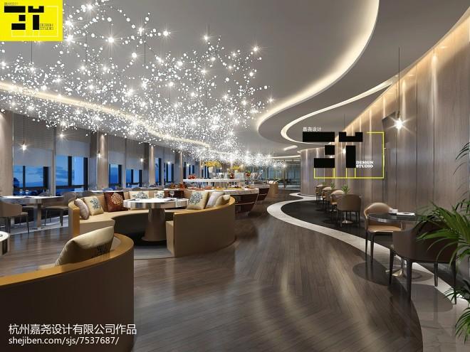 酒店空间设计_2628556