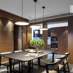 品质现代风格餐厅设计