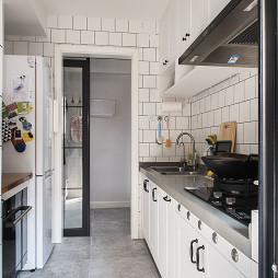 家居北欧厨房设计