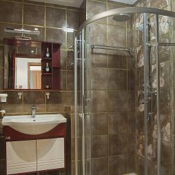 中式风格四居室卫浴