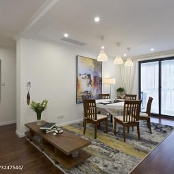 简约风格公寓餐厅地毯