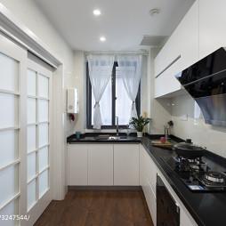 简约风格公寓厨房装修