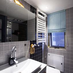 北欧风格小卫浴装修