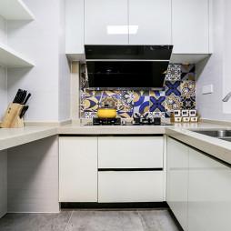 美式明亮厨房装修