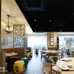 上海新天地就餐区装修