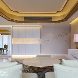 简约私人住宅客厅设计