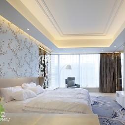 住宅简约风格卧室图片