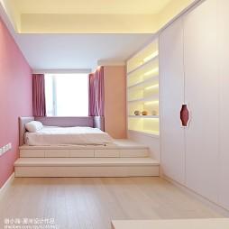 简约榻榻米儿童房设计