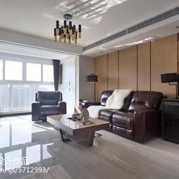 简约二居室客厅设计