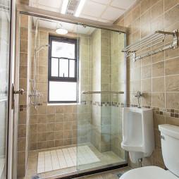 美式淋浴房设计