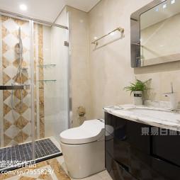 法式风格淋浴房设计
